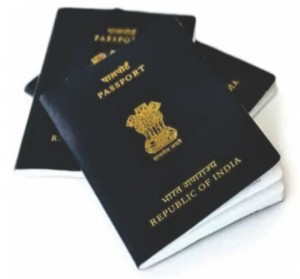 Passport Name Change ads Delhi Newspapers 590/- only.